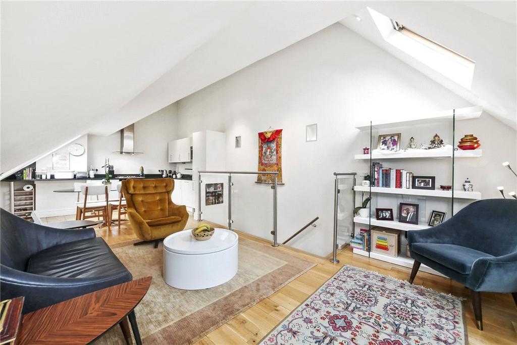 3 Bedrooms Flat for sale in The Avenue, Queen's Park, London, NW6