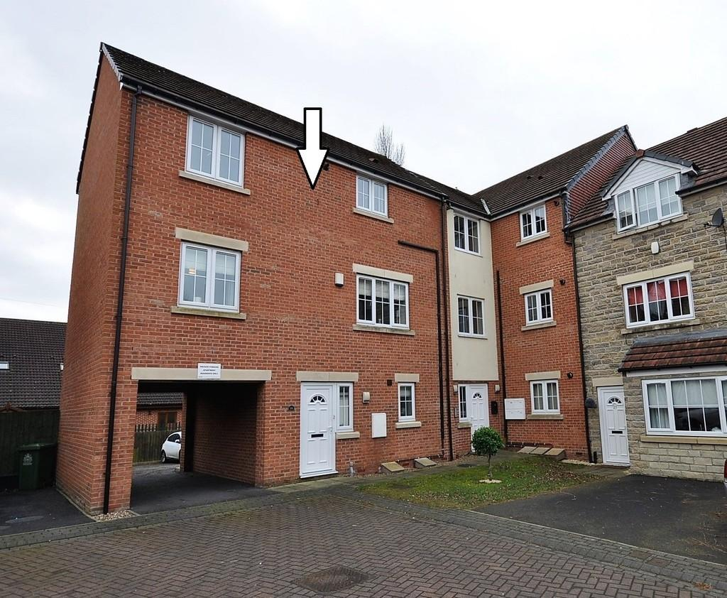 1 Bedroom Apartment Flat for sale in Lakeside Mews, Thorne, Doncaster
