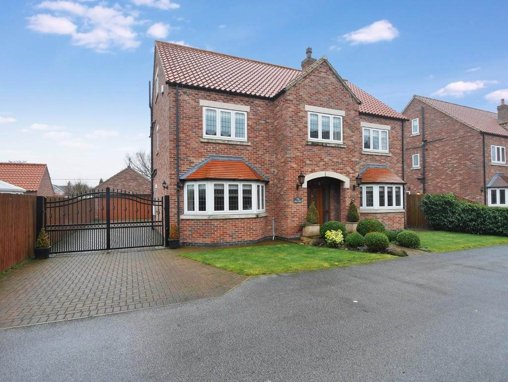 6 Bedrooms Detached House for sale in Rosewoods, Howden