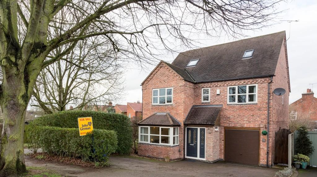 5 Bedrooms Detached House for sale in Meadow View, Rolleston On Dove