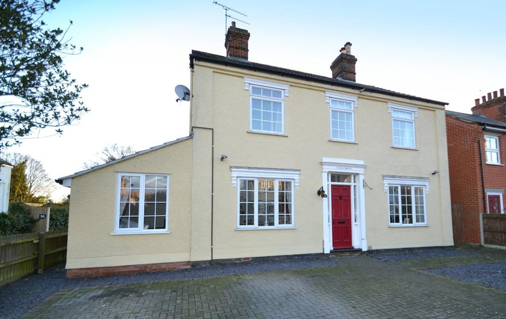 3 Bedrooms Detached House for sale in Freehold Road, Ipswich, Suffolk