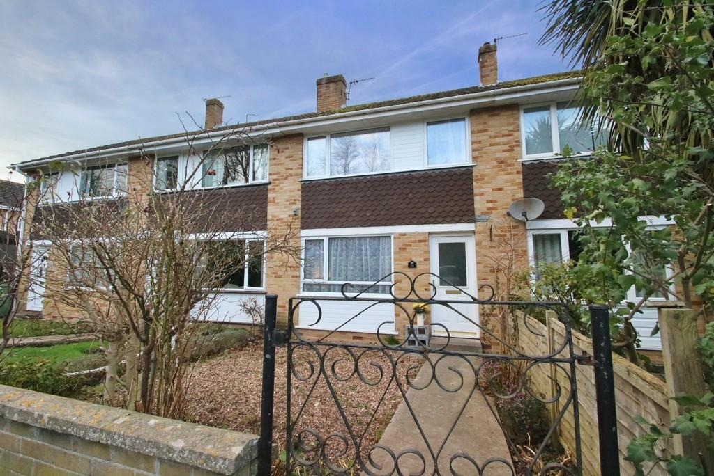 2 Bedrooms Terraced House for sale in Austin Road, Glastonbury