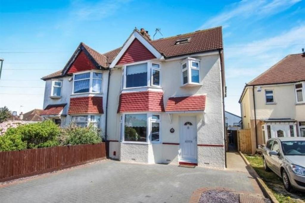 5 Bedrooms Semi Detached House for sale in Farm Way, Southwick