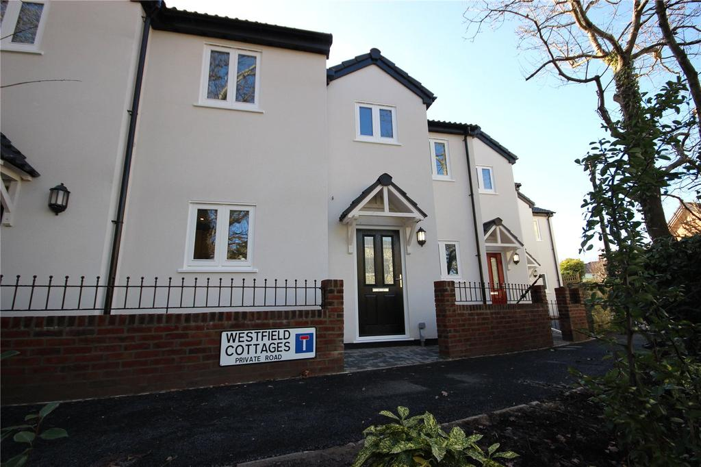 2 Bedrooms Terraced House for sale in Westfield Cottages, Westbury-on-Trym, Bristol, BS9