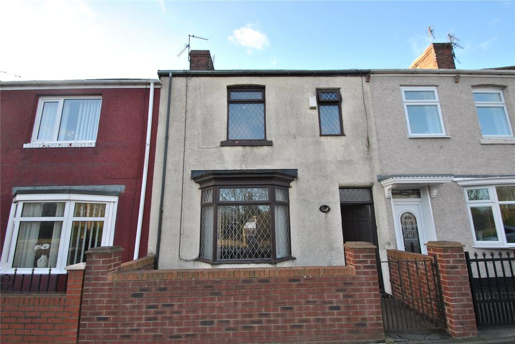 3 Bedrooms Terraced House for sale in Fallowfield Terrace, South Hetton, County Durham, DH6