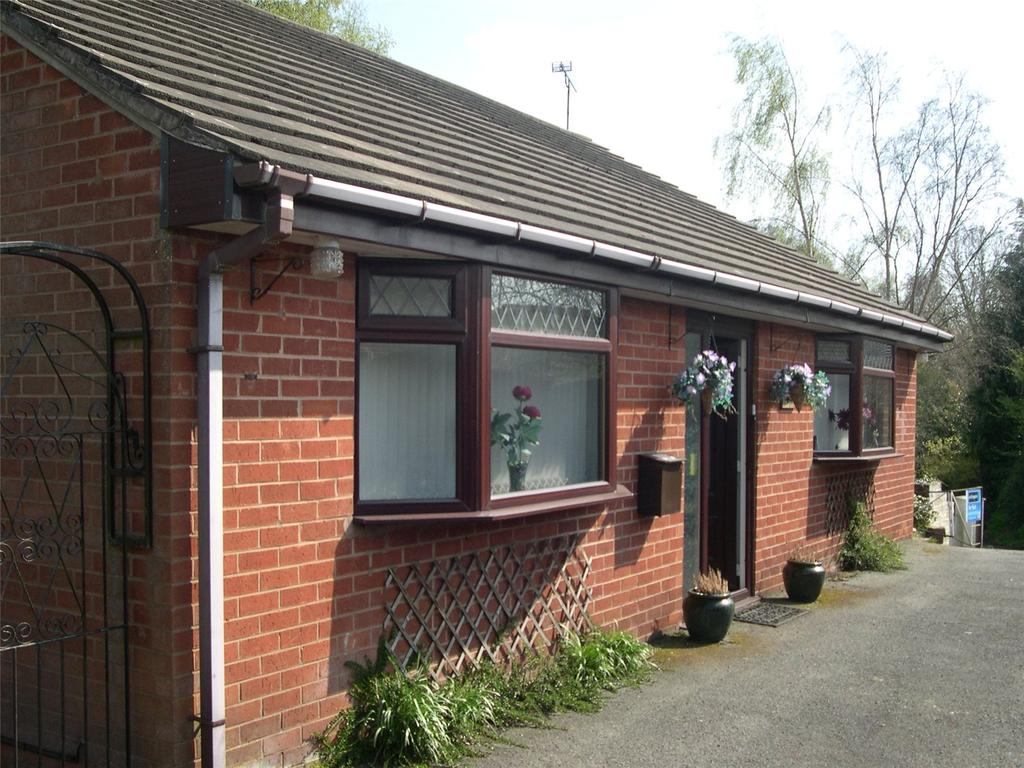 2 Bedrooms Detached Bungalow for sale in Abermorddu, Wrexham, LL12