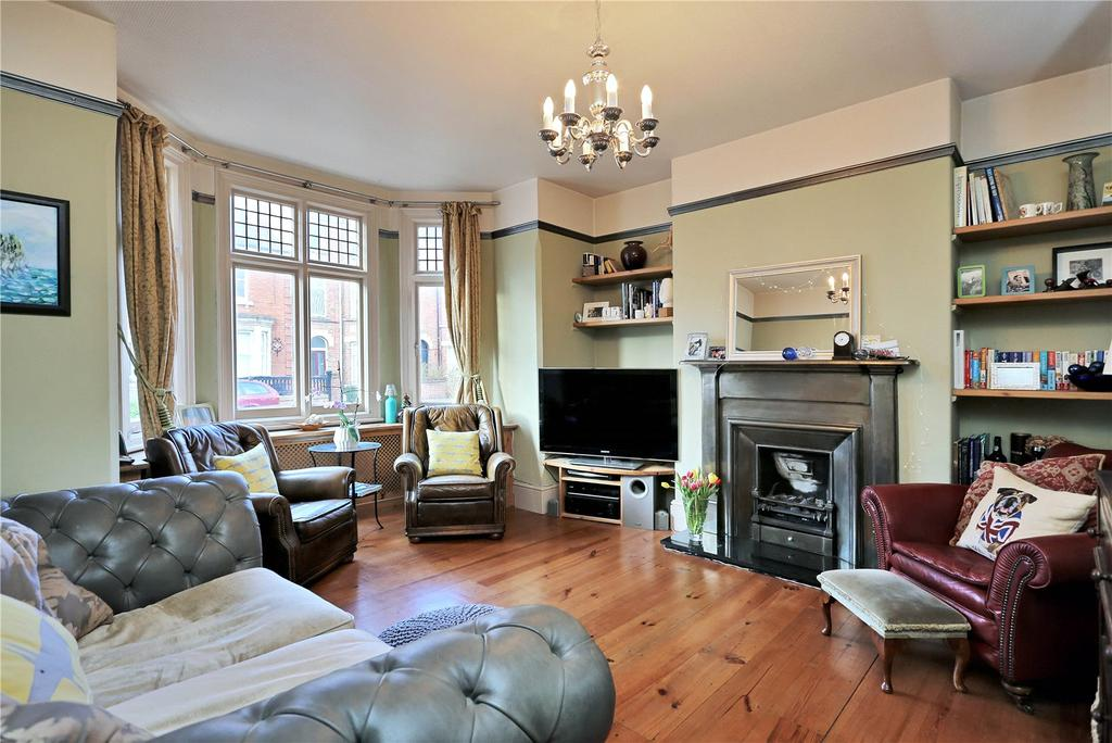 3 Bedrooms End Of Terrace House for sale in Harcourt Street, Newark, Nottinghamshire