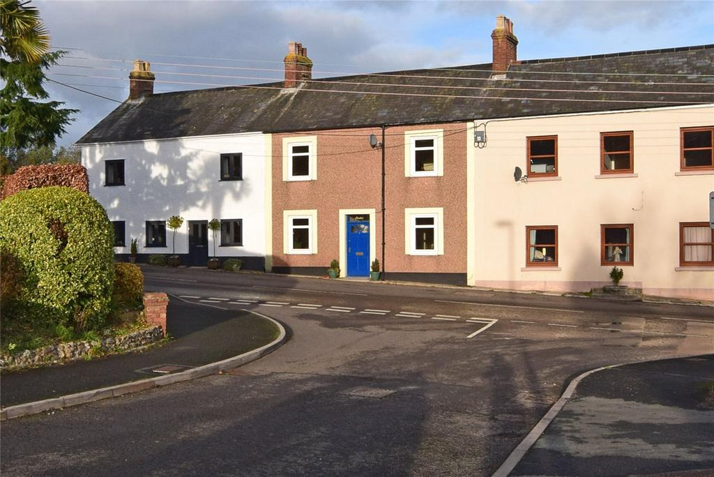 3 Bedrooms Terraced House for sale in South Street, Colyton, Devon
