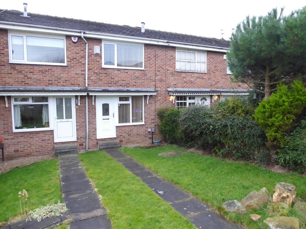 2 Bedrooms Town House for sale in New Park Grove, Farsley