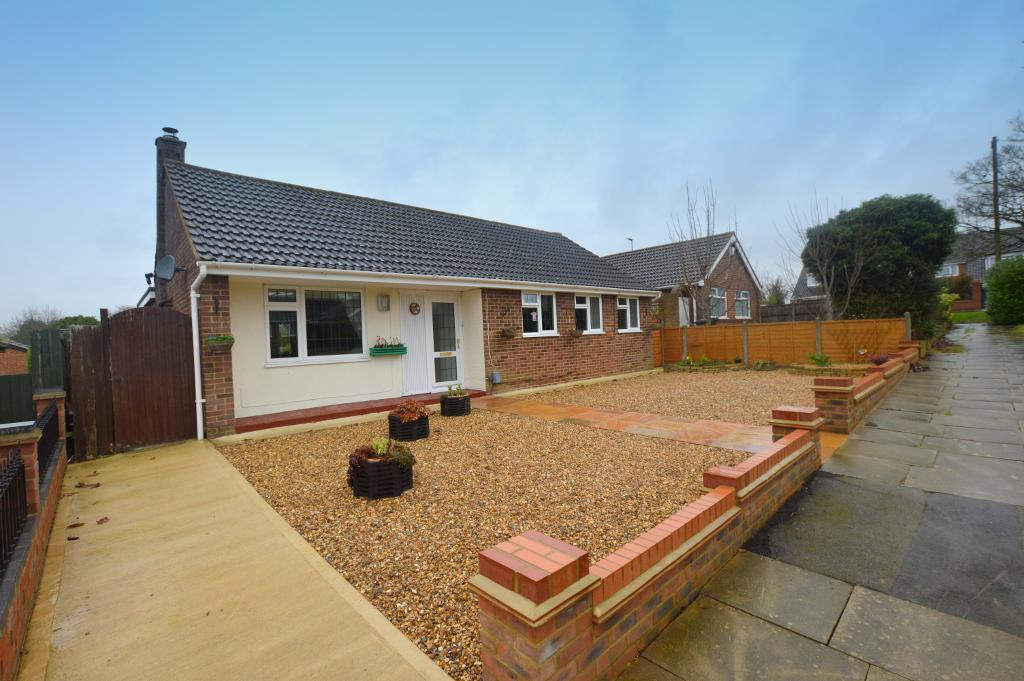 3 Bedrooms Detached Bungalow for sale in Ailsworth Road, Luton, Bedfordshire, LU3 2UG