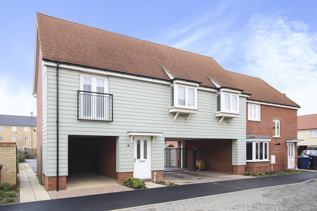 2 Bedrooms Semi Detached House for sale in Crocus Close, Eynesbury