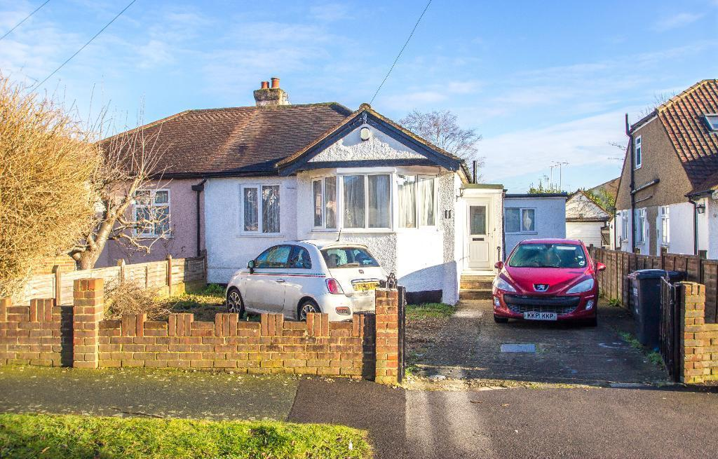 3 Bedrooms Semi Detached Bungalow for sale in Wyncote Way, Selsdon, South Croydon, Surrey, CR2 8NH