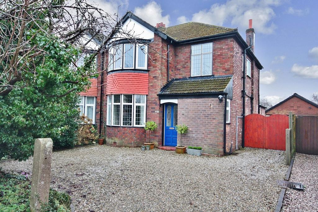 3 Bedrooms Semi Detached House for sale in Moor Lane, Wilmslow