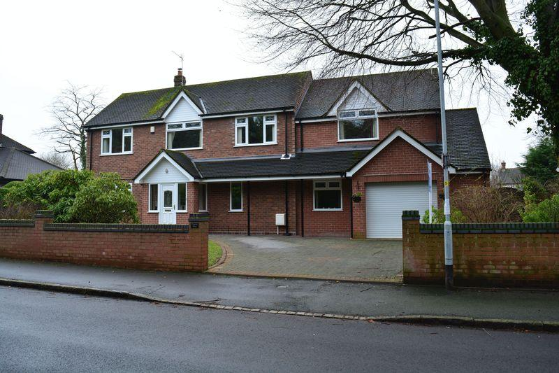 4 Bedrooms Detached House for sale in Balmoral Road, Grappenhall, Warrington
