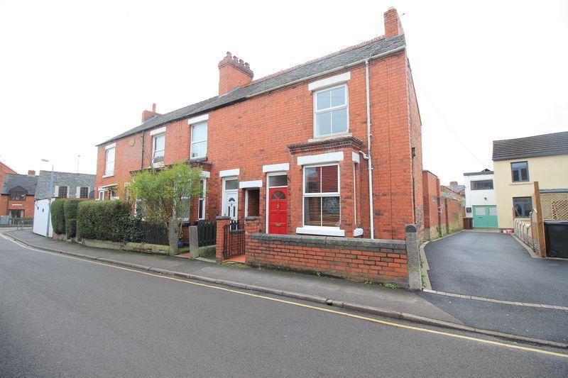 2 Bedrooms End Of Terrace House for sale in Oak Street, Oswestry