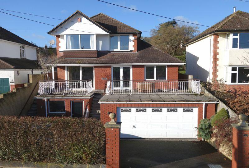 3 Bedrooms Detached House for sale in Newlands Road, Sidmouth