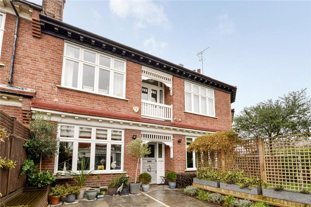 5 Bedrooms Semi Detached House for sale in Temple Sheen Road, East Sheen, London, SW14