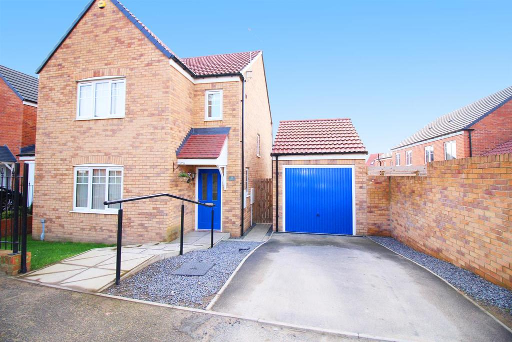 3 Bedrooms House for sale in Lockwood Avenue, Birtley