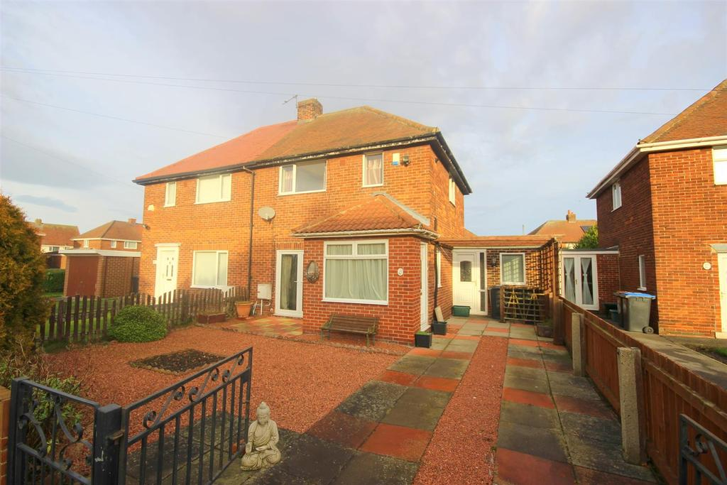 2 Bedrooms Semi Detached House for sale in Riding Hill, Great Lumley, Chester Le Street