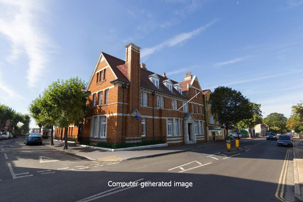 3 Bedrooms Flat for sale in Peel Mansions, Fortis Green, Muswell Hill