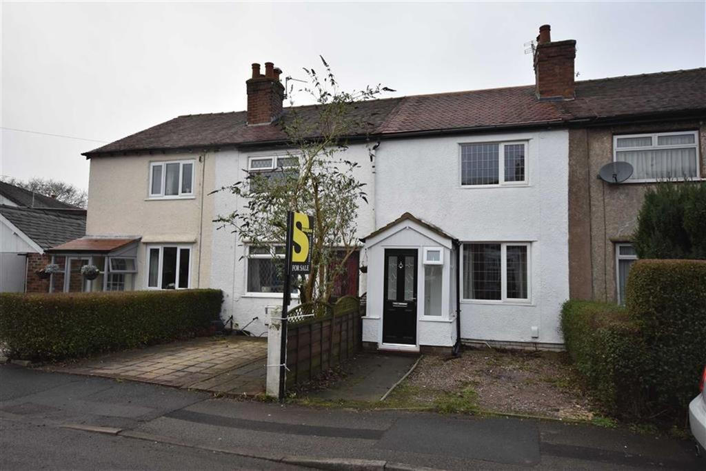 2 Bedrooms Terraced House for sale in SHRIGLEY ROAD NORTH, POYNTON, Cheshire