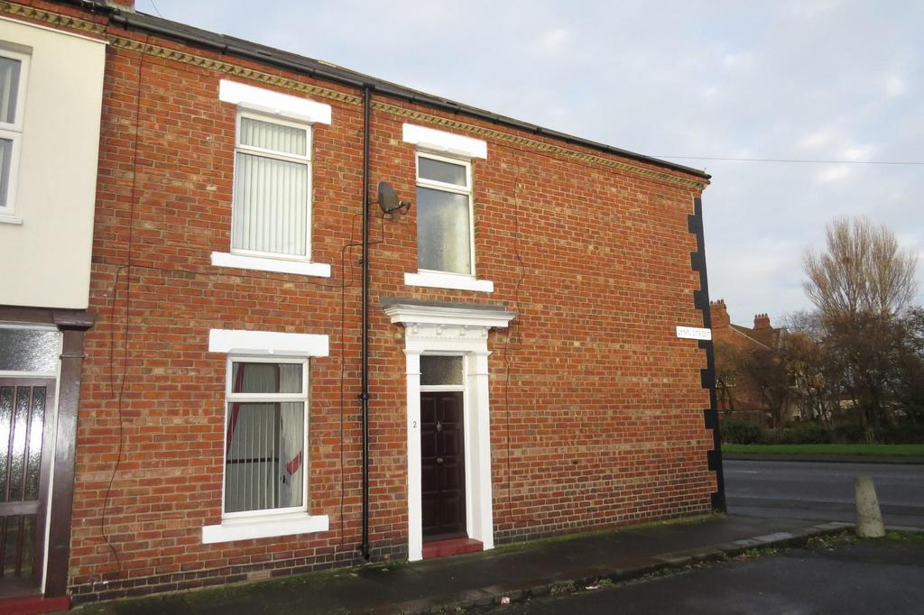 2 Bedrooms End Of Terrace House for sale in Lynn Street, Blyth