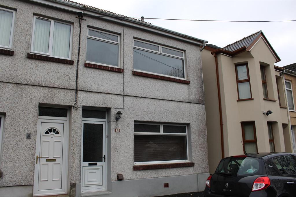 2 Bedrooms Semi Detached House for sale in Bryn Derwen Road, Ammanford