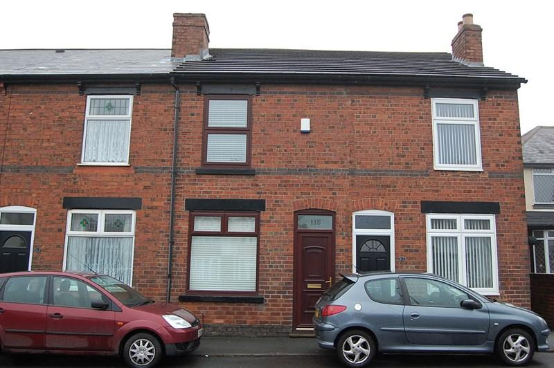 2 Bedrooms Terraced House for sale in Dudley Road, Sedgley, Dudley