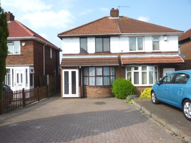 2 Bedrooms Semi Detached House for sale in Aston Road, Tividale, B69