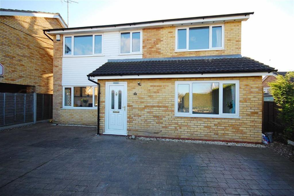 4 Bedrooms Detached House for sale in Low Garth Road, Sherburn In Elmet, Leeds, LS25