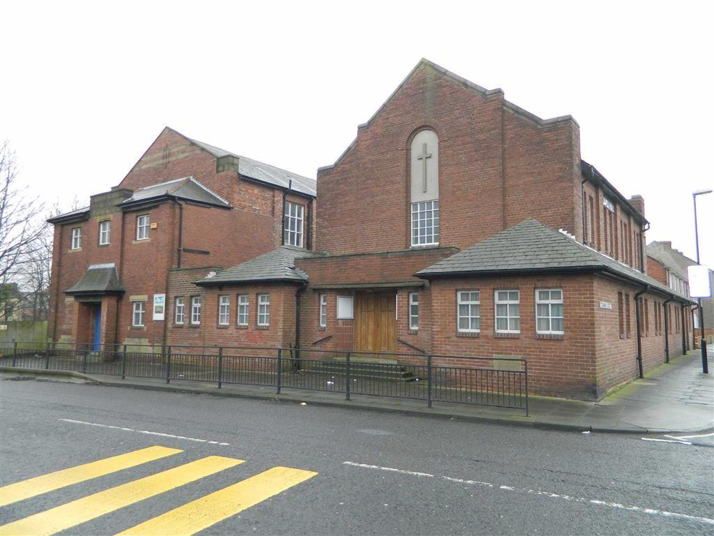 Residential Development Commercial for sale in The Gospel Hall 1 Coach Lane, North Shields, Tyne And Wear, NE29
