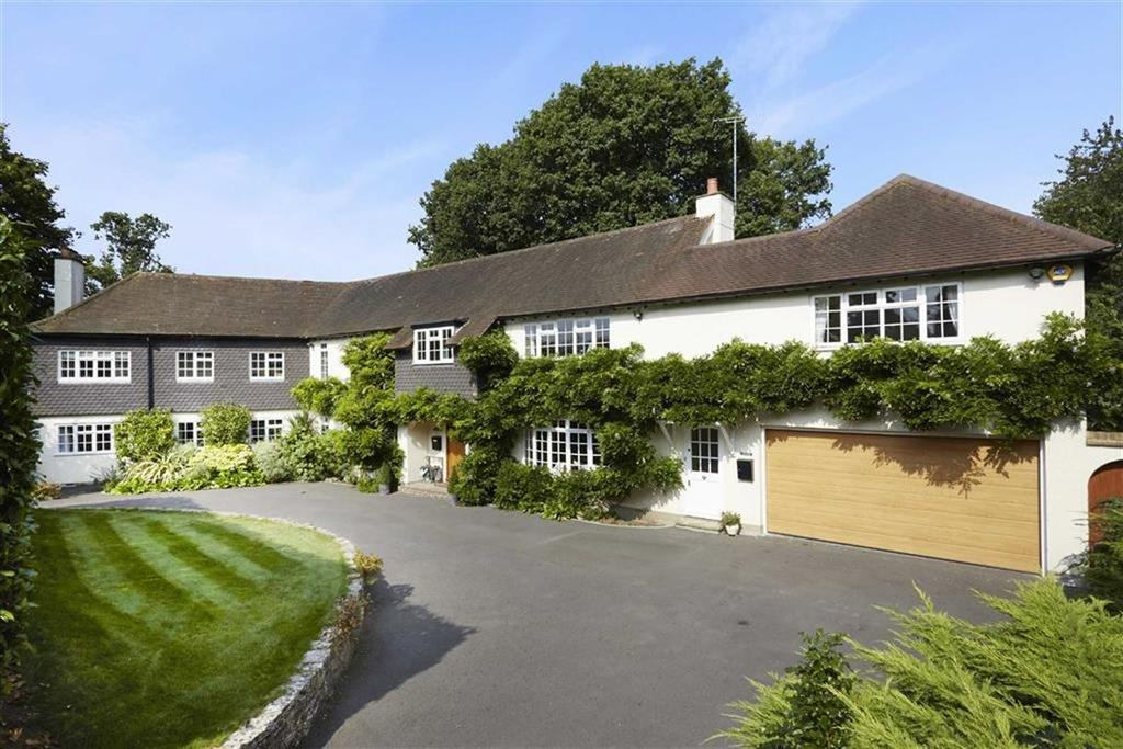 6 Bedrooms Detached House for sale in Leigh Court Close, Cobham, Surrey, KT11