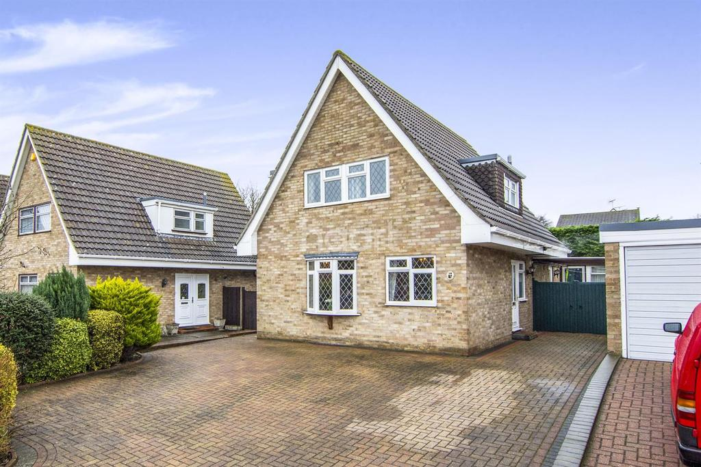 3 Bedrooms Detached House for sale in Westerdale
