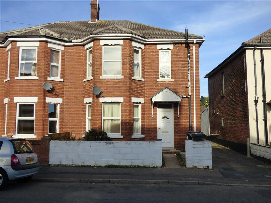 5 Bedrooms Semi Detached House for rent in Shelbourne Road, Bournemouth, Dorset, BH8