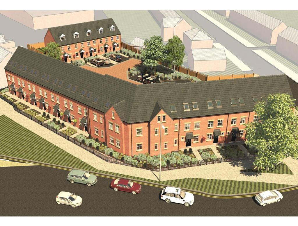 2 Bedrooms Flat for sale in Glebe Road, Hull