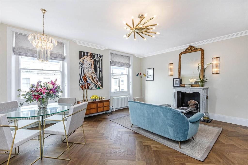 1 Bedroom Flat for sale in Belgrave Road, London, SW1V