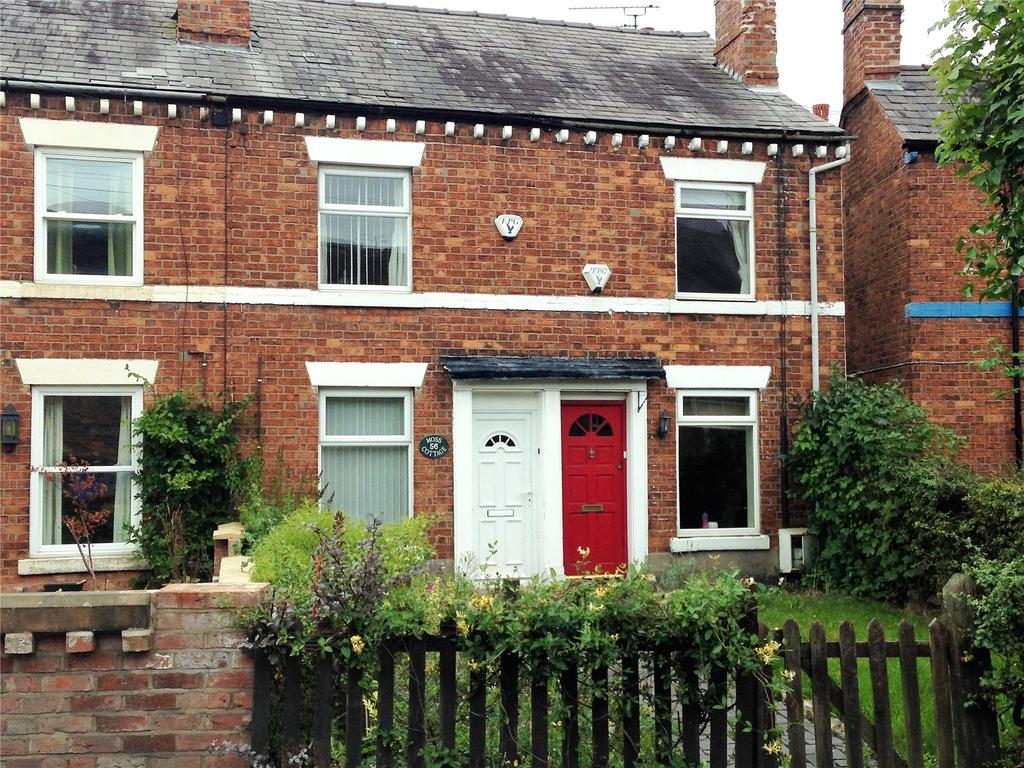 2 Bedrooms End Of Terrace House for sale in Wistaston Road, Willaston, Nantwich, Cheshire, CW5