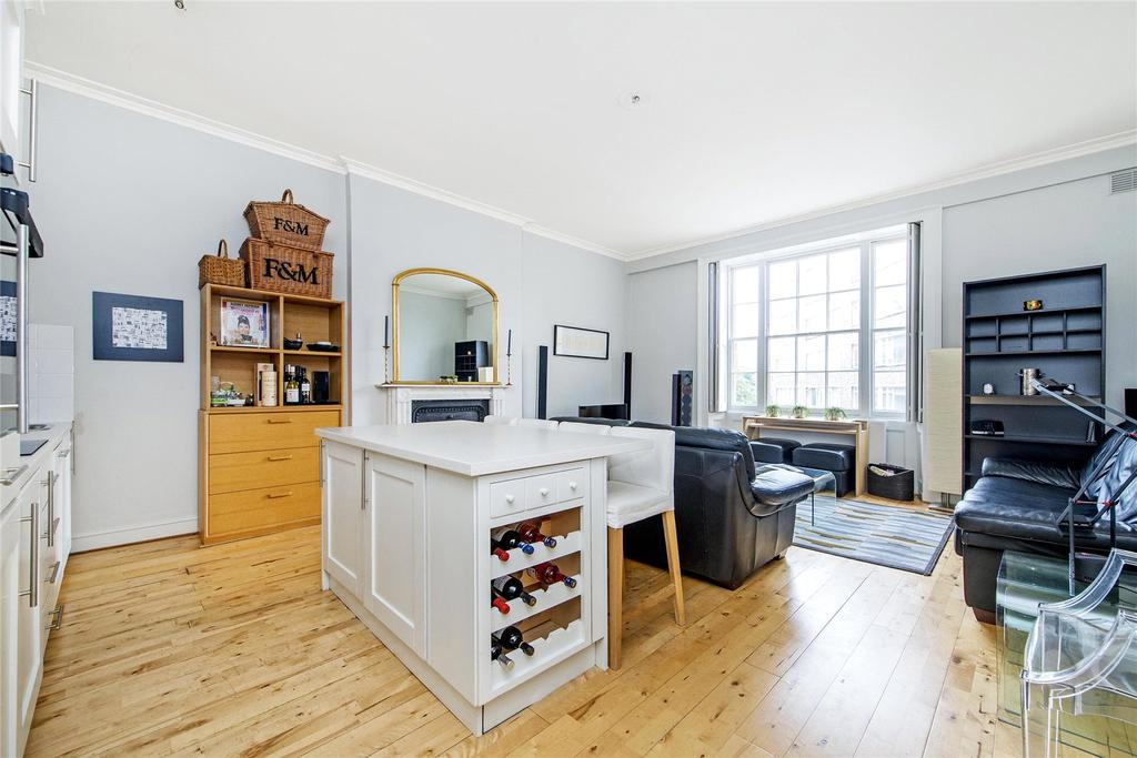 2 Bedrooms Flat for sale in Harley Street, London