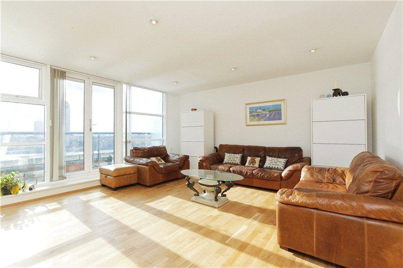 2 Bedrooms Flat for sale in Apollo Building, 1 Newton Place, London