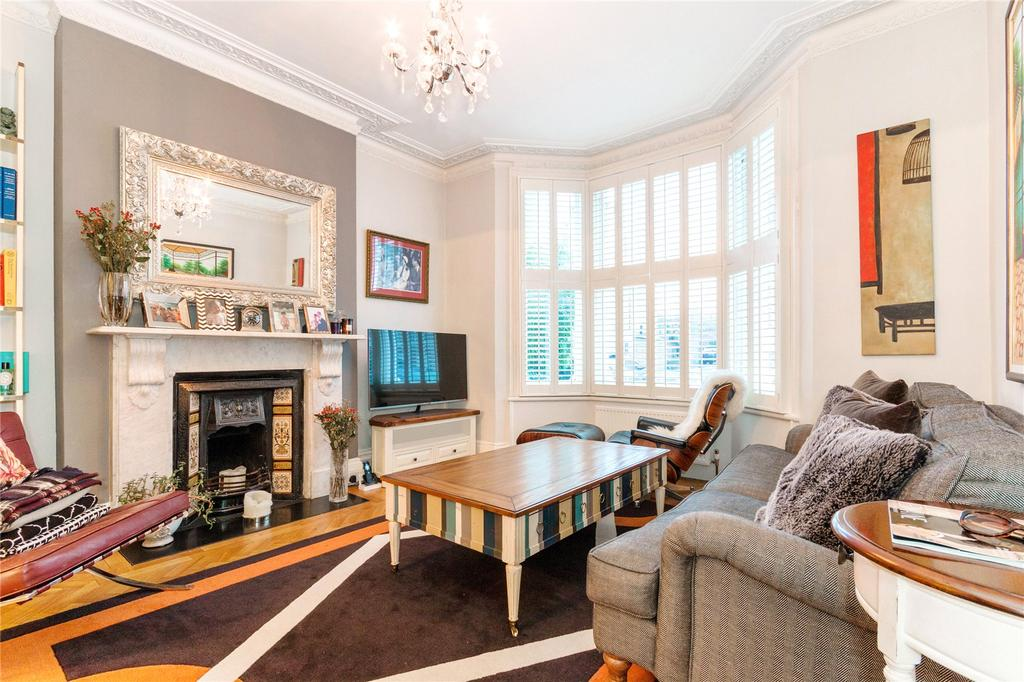 4 Bedrooms Terraced House for sale in Sutton Lane North, Chiswick, London