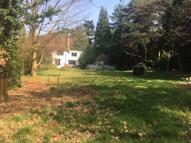 Land Commercial for sale in Cavendish Road, St George's Hill, Weybridge, Surrey, KT13