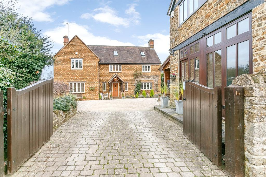 5 Bedrooms Detached House for sale in Westhorpe Lane, Byfield, Daventry, Northamptonshire