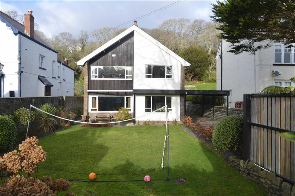 3 Bedrooms Detached House for sale in Newton Road, Mumbles, Swansea