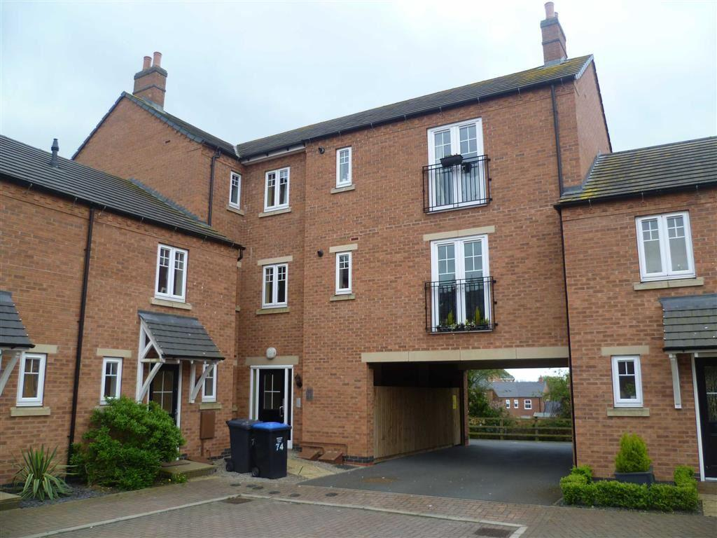 2 Bedrooms Apartment Flat for sale in Dairy Way, Kibworth Harcourt
