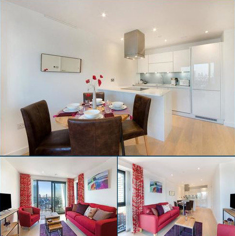 1 bedroom flat to rent - Horizons Tower, 1 Yabsley Street, Canary Wharf, London, E14