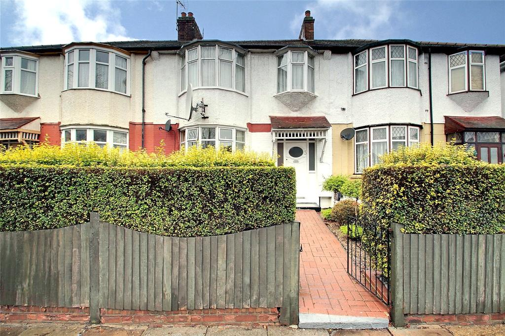 3 Bedrooms Terraced House for sale in Greenford Road, Greenford, UB6
