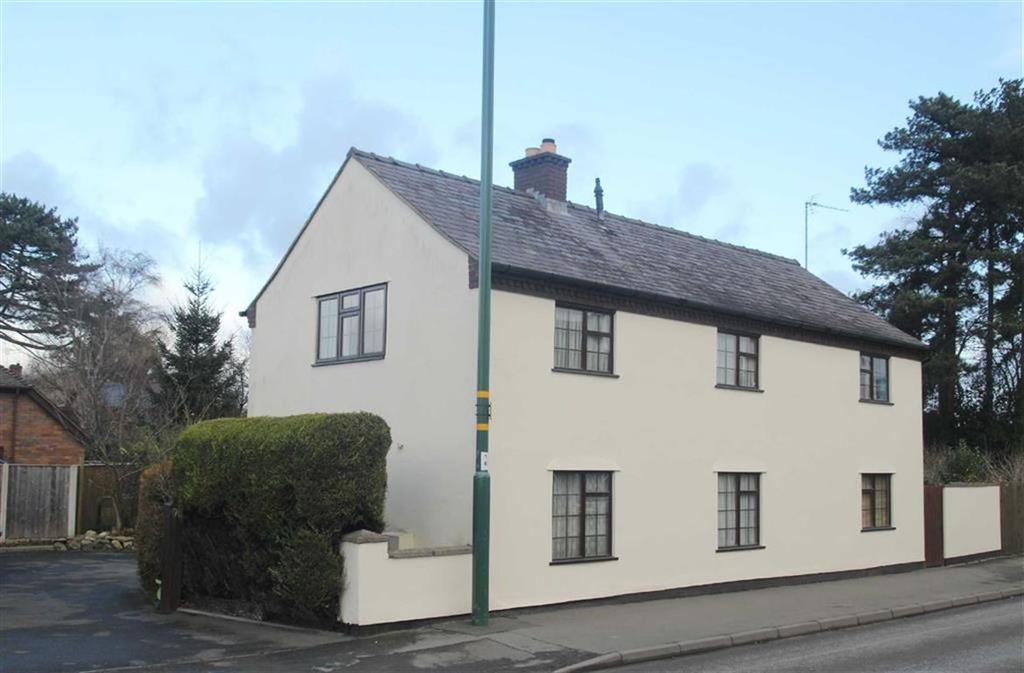 5 Bedrooms Detached House for sale in Mytton Oak Road, Copthorne, Shrewsbury