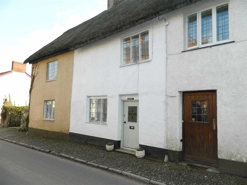 2 Bedrooms Semi Detached House for sale in Bullen Street, Thorverton, Exeter, Devon, EX5