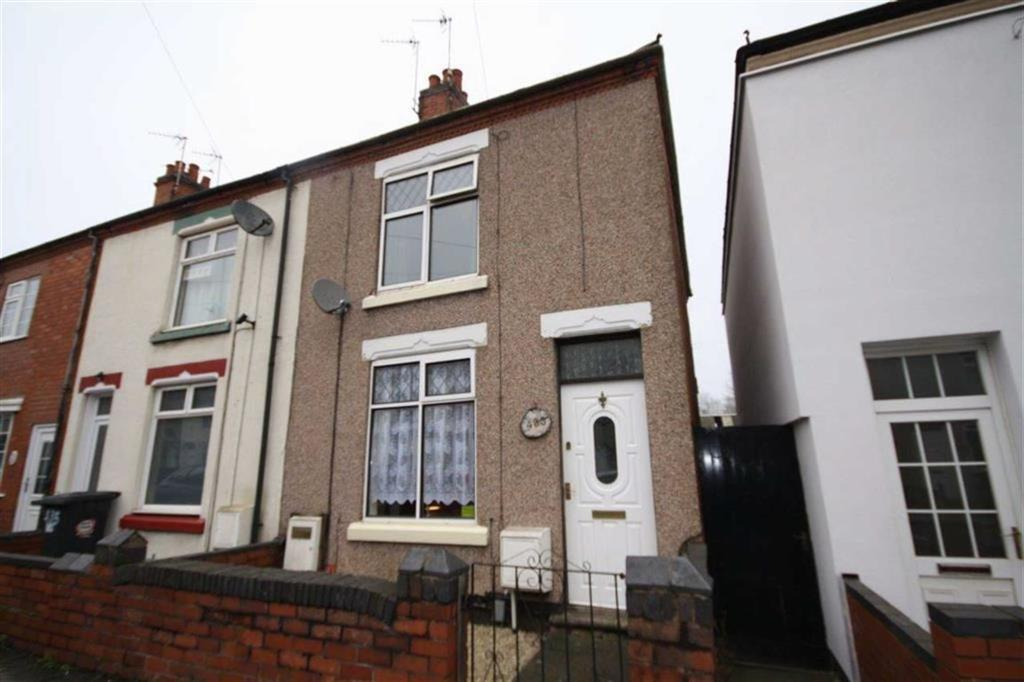 3 Bedrooms Terraced House for sale in Heath End Road, Nuneaton