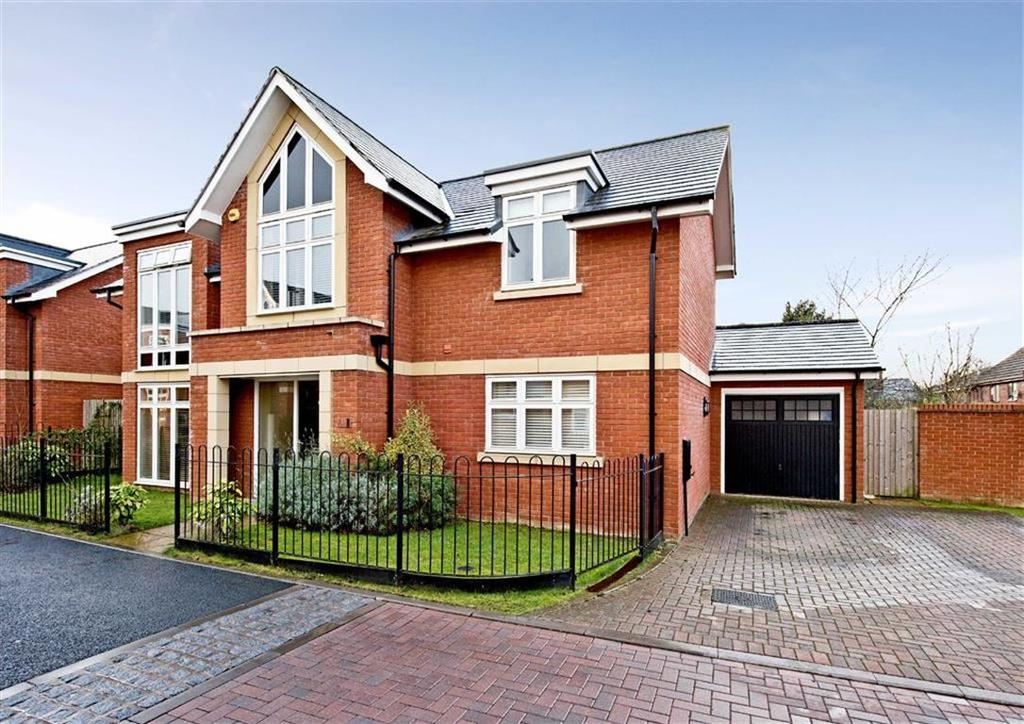 4 Bedrooms Detached House for sale in 3, Teotta Drive, Tettenhall Wood, Wolverhampton, West Midlands, WV6
